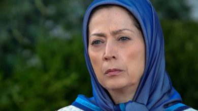 تصویر از مریم رجوی درگذشت + جزئیات
