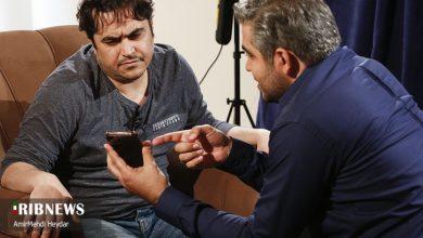 تصویر از مصاحبه بدون تعارف با روح الله زم   فیلم