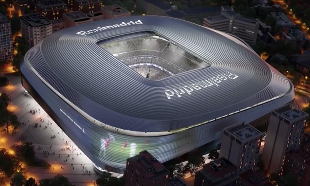 ورزشگاه سانتیاگو برنابئو در آیندهای نزدیک