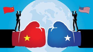 تصویر از چین و آمریکا   آغاز جنگ سرد دوران معاصر