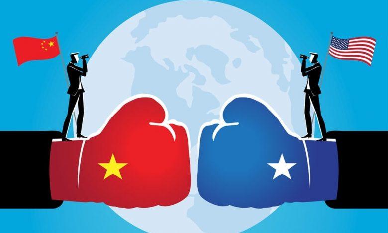 چین و آمریکا   آغاز جنگ سرد دوران معاصر