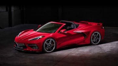 تصویر از کوروت جدید کمپانی شورولت دل دوستداران این کمپانی خودروسازی را ربود