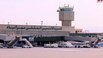 تصویر از انفجار فرودگاه مهرآباد شایعه است یا واقعیت؟