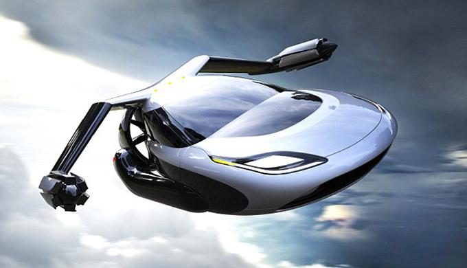 پیش به سوی پرواز در آسمانها با استفاده از خودروهای پرنده