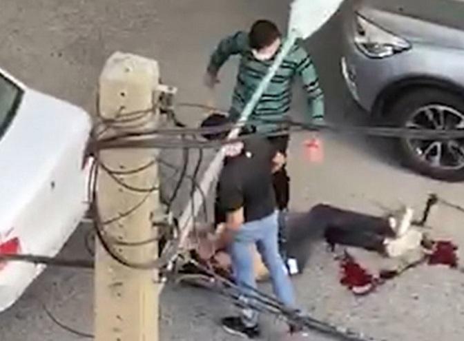 درگیری مسلحانه در سعادتآباد