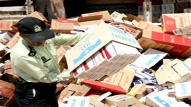 تصویر از دو برابر شدن قاچاق سیگار به موازات گرانی روز افزون آن