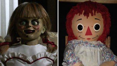 تصویر از فرار عروسک آنابل از موزه جنجال به پا کرد