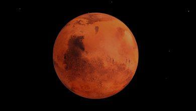 تصویر از جدیدترین تحقیق: مریخ قدیم سرد و خشک بوده و نه گرم و بارانی!