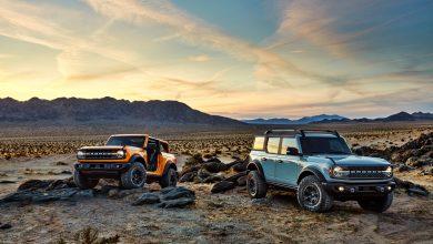 تصویر از کمپانی فورد از دو مدل شاسی بلند جدید خود رونمایی کرد