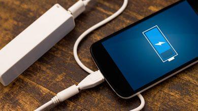 تصویر از برای حل مشکل ضعیف شدن باتری گوشی هوشمند چه باید کنیم؟