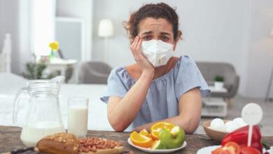تصویر از با علل و علائم آلرژی به مواد غذایی آشنا شوید