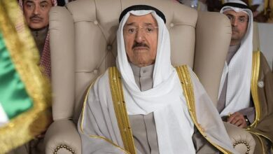 تصویر از امیر کویت درگذشت | ولیعهد او به قدرت رسید