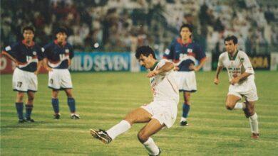تصویر از بهترین گلزنان تاریخ مسابقات ملی   به بهانهی نزدیکشدن رونالدو به علی دایی
