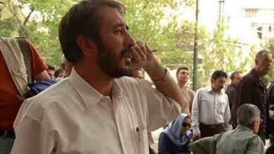 تصویر از کریم آتشی همسر سابق مرجانه گلچین به قتل اعتراف کرد