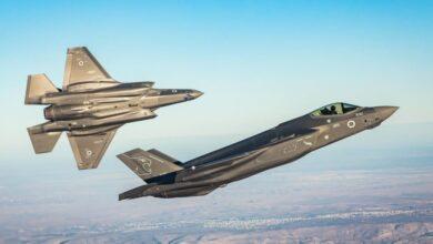 تصویر از سردار علایی: جنگنده های اف۳۵ اسراییل علیه ایران در امارات مستقر می شوند