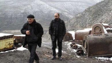 تصویر از قاچاق فیلم این بار به خرس خسرو معصومی رسید