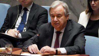 تصویر از دبیر کل سازمان ملل: ادعای پومپئو قطعیت ندارد