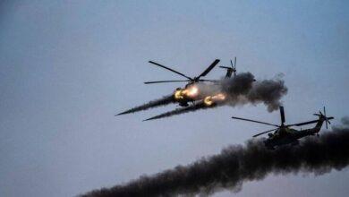 تصویر از درگیری آذربایجان و ارمنستان در قرهباغ به شدیدترین حالت رسیدهاست