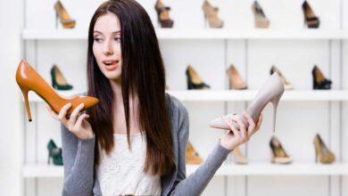 تصویر از راهنمای خرید کفش زنانه | فاکتورهای مهم در انتخاب کفش زنانه
