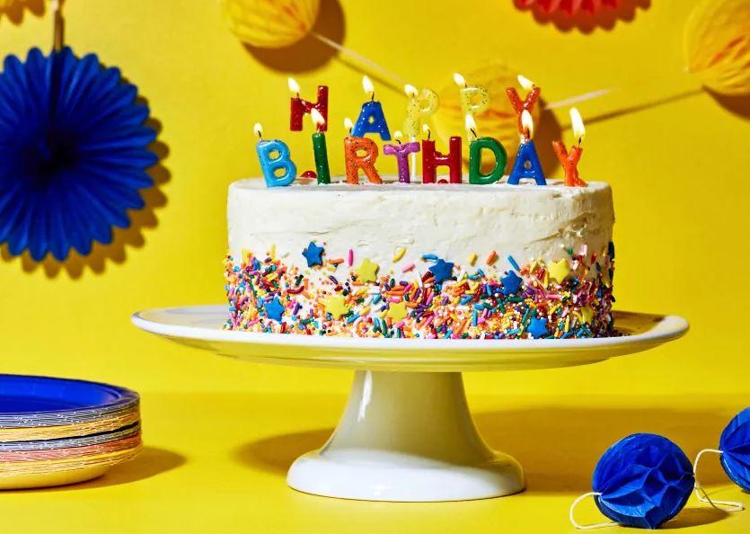 راهنمای خرید کیک تولد