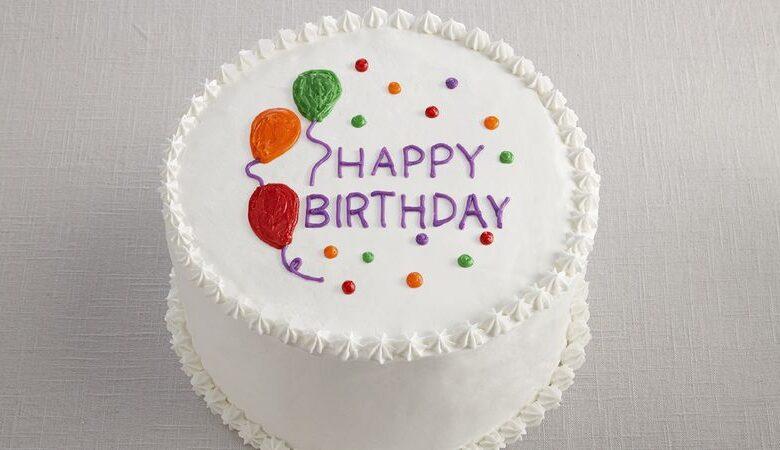 فاکتورهای انتخاب کیک تولد