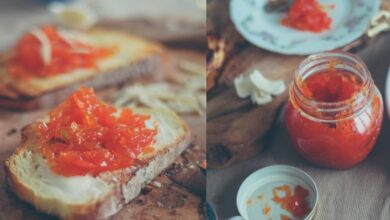 تصویر از گامبهگام و مرحلهبهمرحله با طرز تهیه مربا هویج