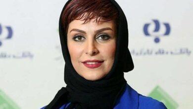 تصویر از تصاویر مراسم چهلم ماه چهره خلیلی