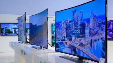 تصویر از مقایسهی تلویزیون ال جی مدل ۵۵EA9700 و تلویزیون سامسونگ مدل UA55HUC9990WS