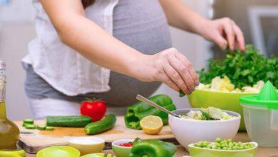 تصویر از مواد غذایی مفید و مضر در دوران بارداری
