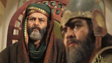 تصویر از نقش مختار را قرار بود به جمشید هاشم پور بدهند