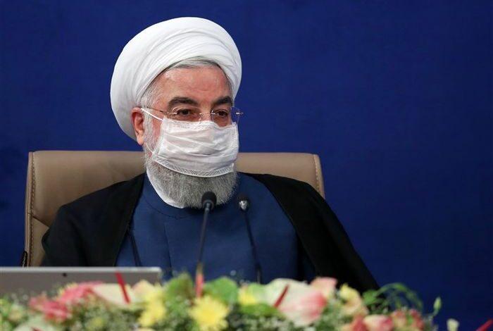 واکنش حسن روحانی به نخستین مناظره ترامپ و بایدن
