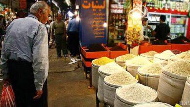 تصویر از نوبتی هم که باشد، نوبت پرواز برنج از سفرههای مردم ایران است