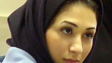 تصویر از کشف حجاب ناهید لیان مجری شبکه سه + ۱۰ عکس