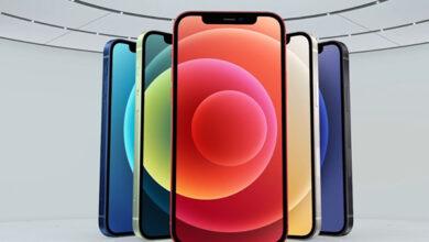تصویر از آیفون ۱۲ معرفی شد | با دوربین دوگانه و بدون شارژر!