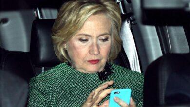 تصویر از ایمیل هیلاری کلینتون ؛ موضوع داغ این روزهای انتخاباتیِ آمریکا