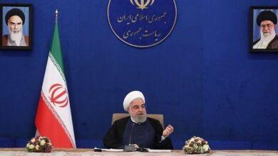 تصویر از روحانی: تحریم تسلیحاتی یکشنبه لغو میشود | از یکشنبه میتوانیم اسلحه بفروشیم