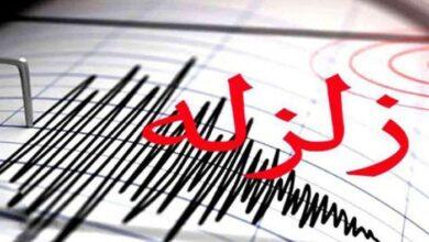 تصویر از جزئیات زمین لرزه بهاباد یزد