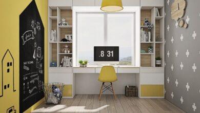 تصویر از اصول طراحی اتاق مطالعه