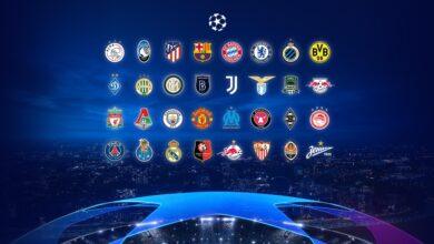 تصویر از قرعهکشی لیگ قهرمانان اروپا ۲۰۲۰-۲۰۲۱ انجام شد   همگروهی رونالدو و مسی