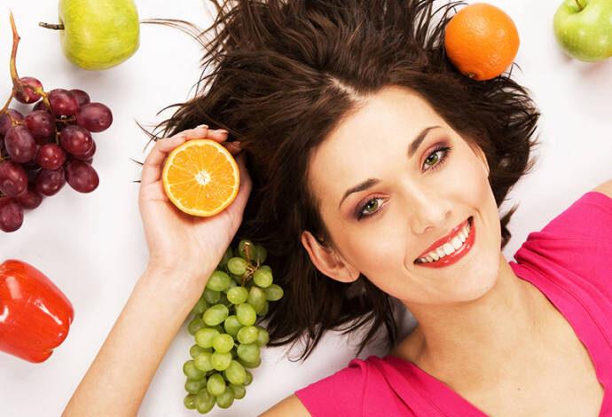 میوههای مفید برای رشد مو