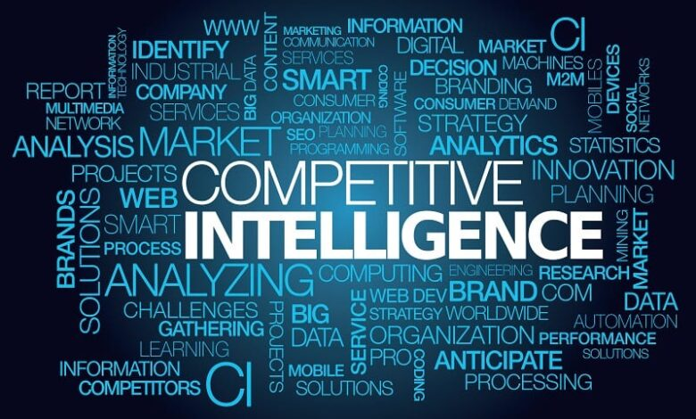 هوش رقابتی چیست