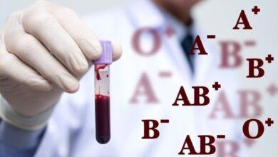تصویر از گروه خونی میتواند در شدت علائم کرونا نقش داشته باشد؟