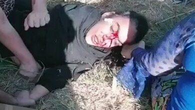 تصویر از ماجرای کامل کتک زدن زن آبادانی + فیلم تکاندهنده