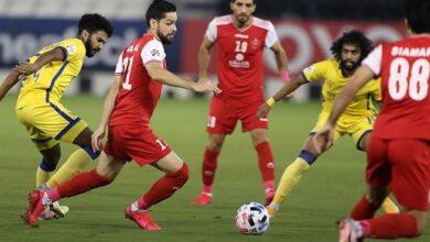 تصویر از AFC شکایت النصر از پرسپولیس را رد کرد   پرسپولیس در فینال!