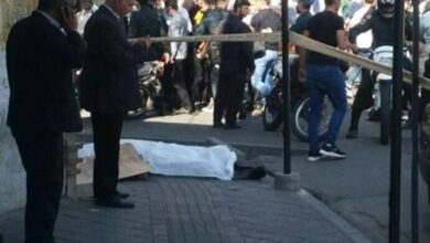 تصویر از جزئیات سرقت مسلحانه طلافروشی تبریز + فیلم تیراندازی