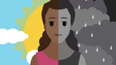 تصویر از هرآنچه که باید از اختلال دوقطبی بدانید | علائم – علل – تشخیص – درمان