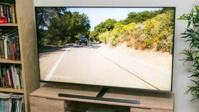 تصویر از ۴ روش عالی برای افزایش کیفیت تصویر تلویزیون