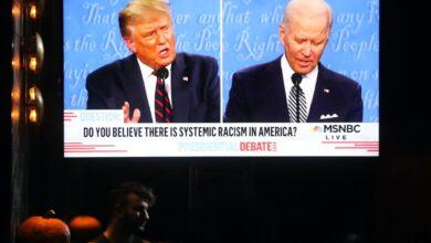 تصویر از برنده انتخابات ریاست جمهوری آمریکا چه کسی است؟ ترامپ یا بایدن؟