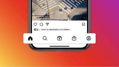 تصویر از اینستاگرام جامهای نو به تن کرد   چند تغییر ظاهری در صفحهی اصلی اینستا