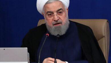 تصویر از روحانی: برای ما مهم نیست چه کسی در انتخابات آمریکا برنده شود